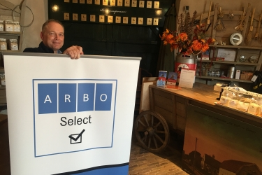 Arbo Select VIP-sponsor Molen De Koe