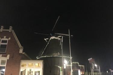 Overal in Nederland staan de molens in de vreugd!!!