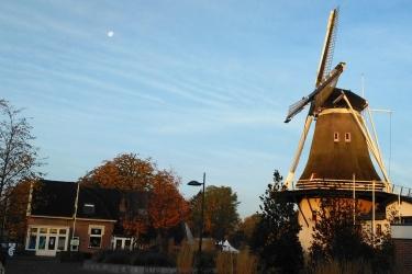 Over de molen