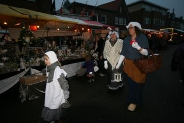 Kerstmarkt 21 december 2012