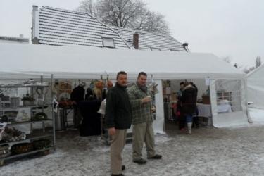 Kerstmarkt Molenaarsplein 18 december 2010