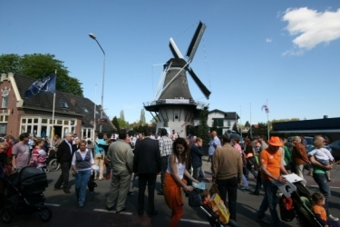 Koninginnedag 30 april 2012